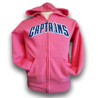 BR Pink Youth Full Zip