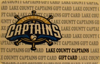 Captains Gift Card - $70