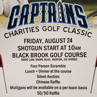 2018 Captains Charities Golf Classic - Single