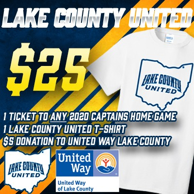 United Way Lake County T-shirt Package