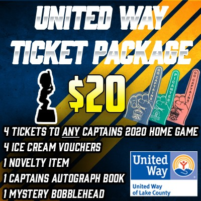 United Way Ticket Package