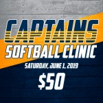 Captains Softball Clinic