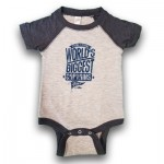 BR Vintage Infant Body Suit (Blue)