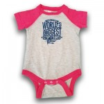 BR Vintage Infant Body Suit (Pink)
