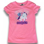 BR Tropical Princess Girls Tee