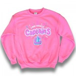 BR Youth Crew Neck Blimp Pink