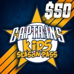 2020 Captains Kids Season Pass