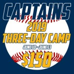 2019 Captains Three-Day Clinic