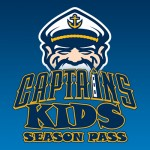 2019 Captains Kids Season Pass