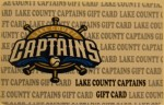 Captains Gift Card - $80