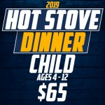 2019 Hot Stove - Child