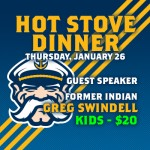 2017 Hot Stove - Child (Ages 4-12)