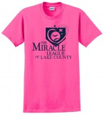 Miracle League Tee - Pink S-XL