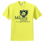 Miracle League Tee - Kids - Yellow