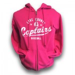 MV Classic Ladies Full Zip Pink