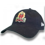 NEC Picantes Black Adjustable Cap