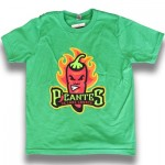 Picantes Youth T-shirt Green